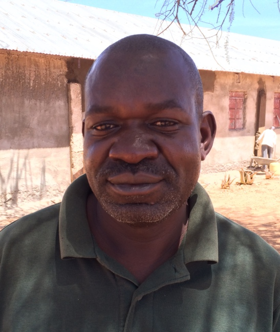 For the new building currently under construction, Jacob's Well has contracted with Kennedy Matini to head up construction. Kennedy is from nearby Kitale and has assisted in construction on previous projects. He is an incredible person who is a huge asset to the project.